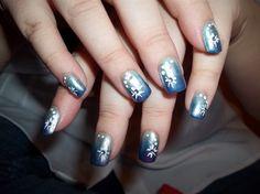 Winter Blues by Pippie1496 - Nail Art Gallery nailartgallery.nailsmag.com by Nails Magazine www.nailsmag.com #nailart