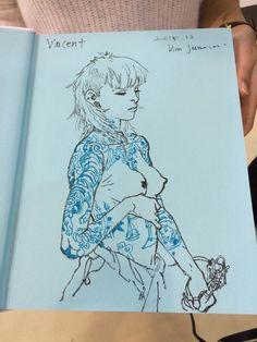 Kim Jung Gi   Portfolio