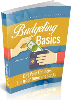 How to Make a Financial Plan or Budget That Will Help You Achieve Financial Success http://ebooks.seymourproducts.com/?download=budgeting-basics