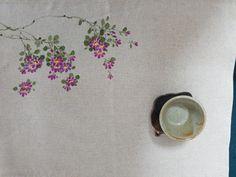 1번째 이미지 One Stroke Painting, Silk Painting, Flowers, Blog, Single Line Drawing, Flower, Blossoms