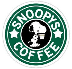 Snoopy Coffee...the best kind!
