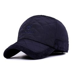 ce75320ffccd6 Quilted Style Adjustable Baseball Cap