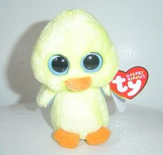 All kids want to cuddle with Ty Beanie Boo Baby Chick Goldie, no feeding required, just love. $7