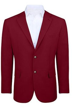 Look impeccable wherever you go in this handsome sport jacket. Made from lightweight comfortable poly fabric and boasting a modern fit, a notch lapel, two front pockets, and lovely eagle insignia buttons on the sleeves and down the front of the jacket, it has a sharp, sophisticated, and classic...  More details at https://jackets-lovers.bestselleroutlets.com/mens-jackets-coats/suits-sport-coats/sport-coats-blazers/product-review-for-mens-modern-fit-2-button-sport-coat-blaze