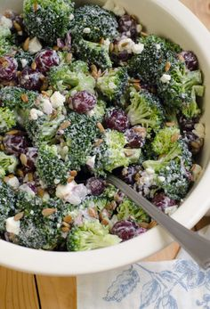 Great flavor combination! EASY summer side dish. ~ http://www.fromvalerieskitchen.com