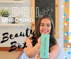 Unboxing Review Beauty Box 5 April 2016