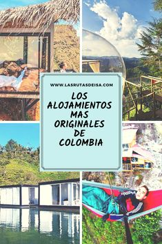 Colombia Travel, Fairy Tales, Travel Destinations, Places To Visit, Around The Worlds, Camping, America, How To Plan, Landscape