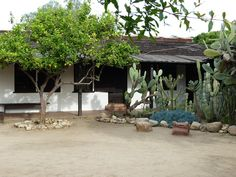 Avila adobe, Los Angeles http://www.trailheadstudios.com/blog.html