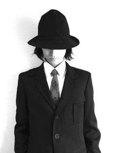 Kurato.│Yohji Yamamoto Hommeのハットコーディネート