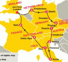 The big advantage with Europe travel packages is that they can lower the overall cost of your trip, and if you're new to European travel then a package will France 1, Visit France, Verona Italy, Venice Italy, Dresden Germany, Europe Holidays, Best Honeymoon, Travel Tours, Travel Europe
