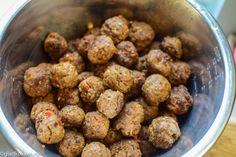 Hjemmelagde kjøttboller – Fyll opp fryseren! – Gladkokken