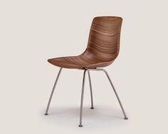 NAVER COLLECTION   GM315 TULIP Chair   Design: Nissen & Gehl mdd.