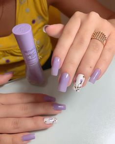 Classy Acrylic Nails, Best Acrylic Nails, Summer Acrylic Nails, Classy Nails, Stylish Nails, Acrylic Nail Designs, Trendy Nails, Cute Nails, Pink Holographic Nails