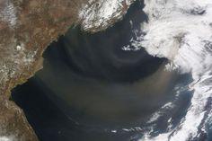 Intensity of desert storms may affect ocean phytoplankton - http://scienceblog.com/79966/intensity-desert-storms-affect-ocean-phytoplankton/