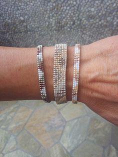 Geweven armbandje