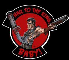 Hail to the King baby! By @JayOdjick