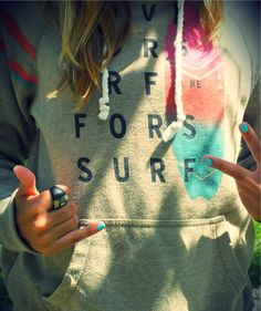 Live For Surf #roxy #girl