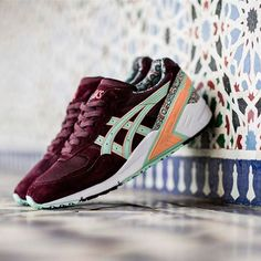 "premium selection e4535 1c20f Overkill x ASICS Gel-Sight ""Desert Rose"""