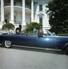 80 Best John F Kennedy Presidential Limousine Photos Of 1961