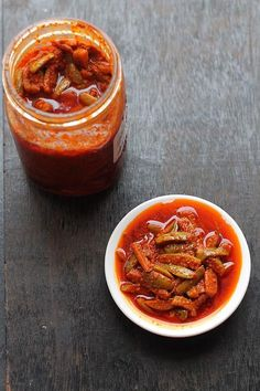 Tendli Pickle Recipe, Goan Tendli Pickle Recipe   Tindora Pickle