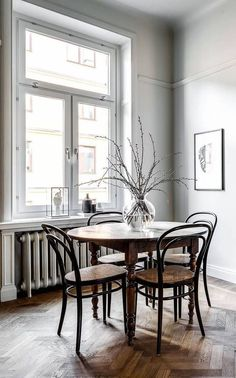 50 Amazing Scandinavian Dining Room Design Ideas