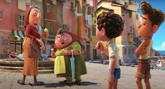 5 REASONS YOU NEED TO WATCH PIXAR'S LUCA!