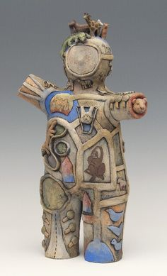 ceramic sculpture - sara swink