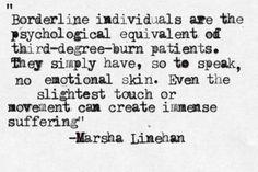 Marsha Linehan Quote:
