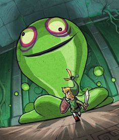 Who Here Played the Minish Cap?