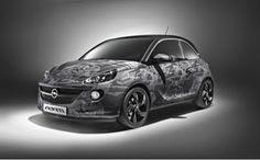 Autoliveris: Limited Edition Opel ADAM by Bryan Adams Σε Δημοπρ...