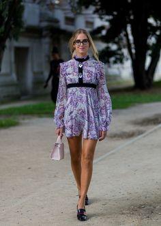 Street Style Paris Haute Couture Fashion Week