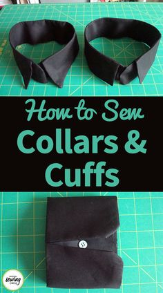 Men's dress shirts can be great projects for sewers looking to get into garment construction. They have less fitting and shaping requirements than other garments and also tend to have fewer pieces. However, there are several components that need to be mastered in order to give it a real professional finish.