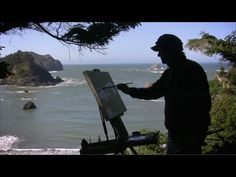 Jim McVicker: A Way of Seeing - YouTube (Inspiration from a truly dedicated, patient plein air artist)