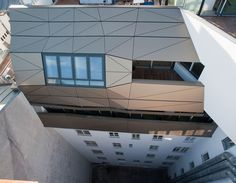 Urban Reflections | HOLODECK architects | Photo: Pasteiner | Archinect