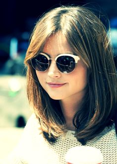 doctor who Jenna Coleman 6.19.14