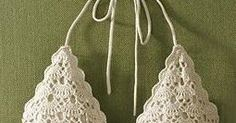 Irish lace, crochet, crochet patterns, clothing and decorations for the house, crocheted. Irish Lace, Crochet Top, Free Pattern, Crochet Earrings, Crochet Patterns, Clothes For Women, Women's Clothes, Drop Earrings, Embroidery