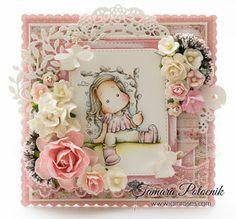 Handmade by Tamara: Tilda with willow branch