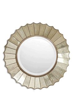 Uttermost 'Amberlyn' Sunburst Mirror available at #Nordstrom