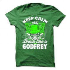 GODFREY - ST. PATRICKS DAY 2016 - design a shirt #team shirt #hipster sweatshirt
