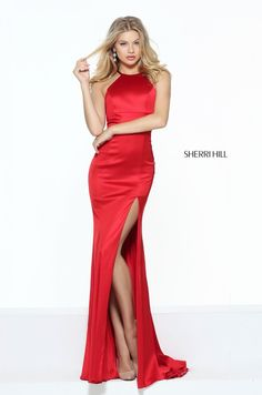 Coming Soon to BridalElegance.us.com | Pre-Order #SherriHill 50869 Prom 2017