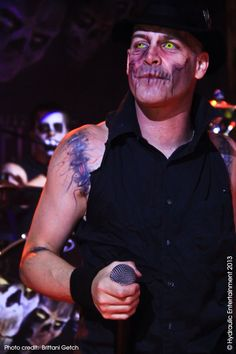 One of my biggest inspirations / favorite musicians Michale Graves