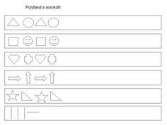 iskolaérettségi feladatlapok óvodásoknak - Google keresés