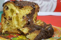 Natal sem Panetone não é Natal, prepare você mesmo um delicioso Panetone com Creme de Chocolate e Café e surpreenda sua família. Link da receita: http://xamegobom.com.br/receita/panetone-com-creme-de-chocolate-e-cafe/