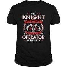 Get yours beautiful My Knight In Shining Armor Is An Operator Shirt Shirts & Hoodies.  #gift, #idea, #photo, #image, #hoodie, #shirt, #christmas