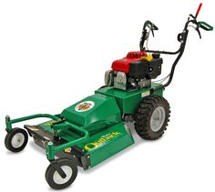 Billy Goat BC2600HH Outback hydro brush cutter.