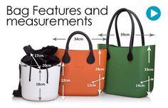 Fullspot Italian Handbags O Bags | Obag Fullspot Market