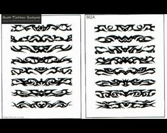 1190-armband-tattoos-best-tattoo-designs-and-ideas-tattoo-design ... Tribal Sleeve Tattoos, Armband Tattoo, Best Tattoo Designs, Tattoo Stencils, Cool Tattoos, Ideas, Maori, Arm Band Tattoo