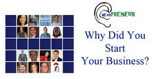 20+ Entrepreneurs Explain Why They Started Their Businesses - http://hear.ceoblognation.com/2014/04/18/20-entrepreneurs-explain-started-businesses/
