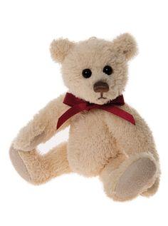 Charlie Bears 2016 Keyring Linen