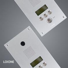 Loxone Tech Tuesday The Loxone Intercom XL - the perfect intercom solution for apartment buildings Smart Home Technology, Intercom, Access Control, Home Automation, Tuesday, Innovation, Buildings